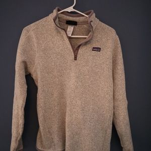 Patagonia's Better Sweater (1/4 Zip Pull-Over)